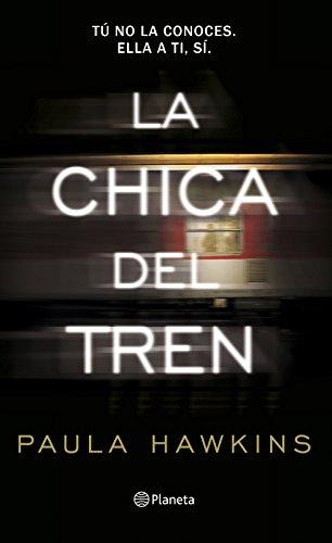 Portada LA CHICA DEL TREN - PAULA HAWKINS - PLANETA