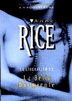 Portada LA LIBERACION DE LA BELLA DURMIENTE - ANNE RICE ( A. N . ROQUELAURE) - EDICIONES B ZETA