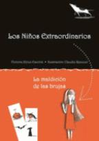Portada LA MALDICION DE LAS BRUJAS (LOS NIÑOS EXTRAORDINARIOS 3) - VICTORIA PEREZ ESCRIVA - MACMILLAN