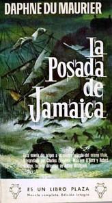Portada LA POSADA DE JAMAICA - DAPHNE DU MAURIER - EDICIONES GP