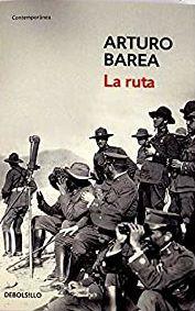 Portada LA RUTA - ARTURO BAREA - DEBOLSILLO