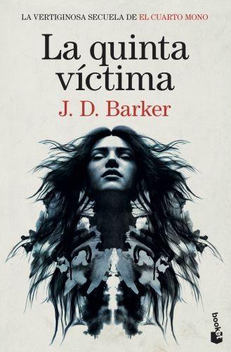 Portada LA QUINTA VÍCTIMA - J. D. BARKER - BOOKET