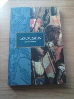 Portada LAS CRUZADAS - ANTOINE PERICOT - G.R.M.