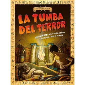 Portada LA TUMBA DEL TERROR - AA. VV. - ESPASA CALPE