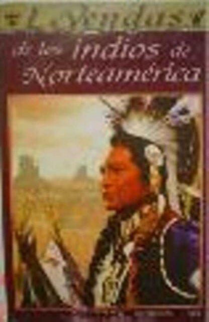Portada LEYENDAS DE LOS INDIOS DE NORTEAMERICA - FRANCISCO CAUDET YARZA - ZUGARTO EDICIONES