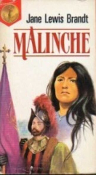 Portada MALINCHE - JANE LEWIS BRANDT - EDICIONES GP