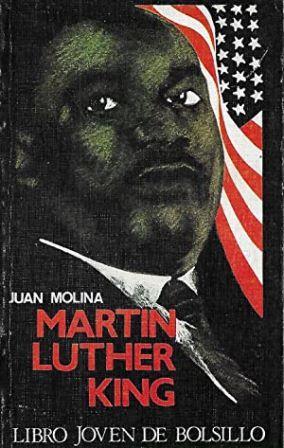 Portada MARTIN LUTHER KING - JUAN MOLINA - DONCEL