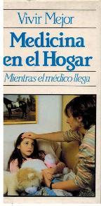 Portada MEDICINA EN EL HOGAR - DR. JAVIER ASIN - TIEMPO LIBRE