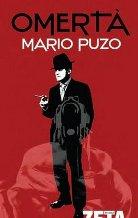 Portada OMERTA - MARIO PUZO - EDICIONES B ZETA