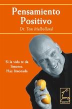 Portada PENSAMIENTO POSITIVO - TOM MULHOLLAND - EDICIONES JAGUAR