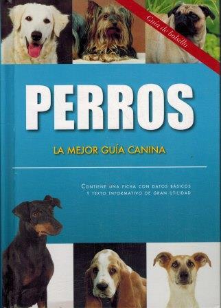 Portada PERROS LA MEJOR GUÍA CANINA - BRYAN RICHARD - PARRAGON