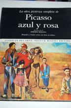 Portada PICASSO AZUL Y ROSA - PAOLO LECALDANO - NOGUER