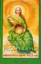 Portada SECRETOS DE PROSPERIDAD - ANNICE BOOTH - PORCIA EDICIONES