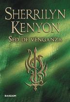 Portada SED DE VENGANZA - SHERRILYN KENYON - RANDOM HOUSE MONDADORI