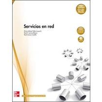 Portada SERVICIOS EN RED - VARIOS AUTORES - MC GRAW HILL