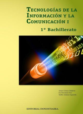 Portada TECNOL.INF.COMUNICAC.BACH.(15).D -  - DONOSTIARRA