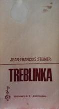 Portada TREBLINKA - JEAN FRANÇOIS STEINER - EDICIONES GP