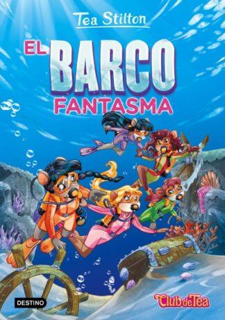 Portada TS 5N. EL BARCO FANTASMA -  - ESPASA CALPE