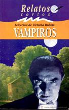 Portada VAMPIROS - VICTORIA ROBINS - M E EDITORES