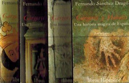 Portada GARGORIS Y HABIDIS. UNA HISTORIA MAGICA DE ESPAÑA  4 TOMOS  - FERNANDO SANCHEZ DRAGO - EDICIONES HIPERION