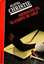 Portada ASESINATO EN EL CAMPO DE GOLF - AGATHA CHIRSTIE - CIRCULO DE LECTORES
