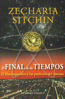 Portada EL FINAL DE LOS TIEMPOS EL HARMAGUEDON Y LAS PROFECIAS - ZECHARIA SITCHIN - OBELISCO