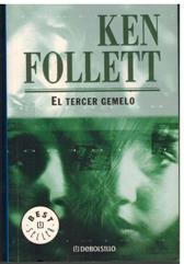 Portada EL TERCER GEMELO - KENT FOLLET - MONDADORI