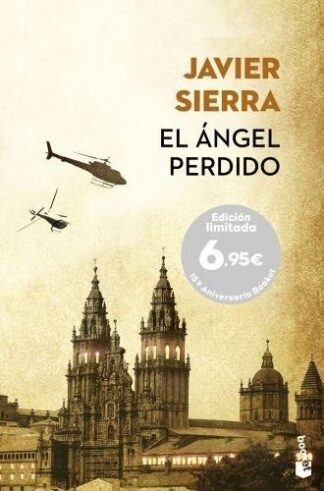 Portada EL ÁNGEL PERDIDO - JAVIER SIERRA - BOOKET