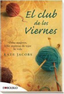 Portada EL CLUB DE LOS VIERNES - KATE JACOBS - MAEVA BOLSILLO