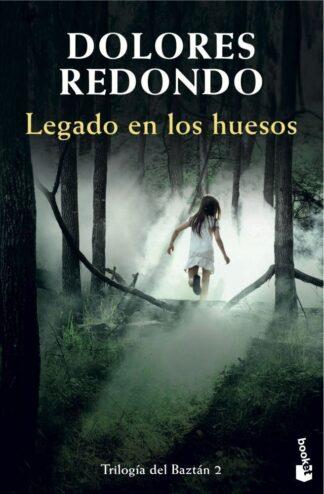 Portada EL LEGADO DE LOS HUESOS - DOLORES REDONDO - PLANETA