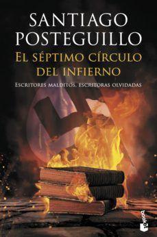 Portada EL SÉPTIMO CÍRCULO DEL INFIERNO - SANTIAGO POSTEGUILLO - BOOKET