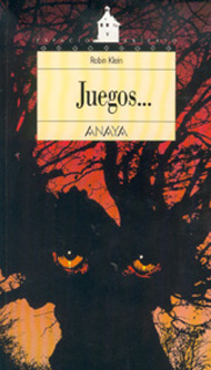 Portada JUEGOS - ROBIN KLEIN - ANAYA