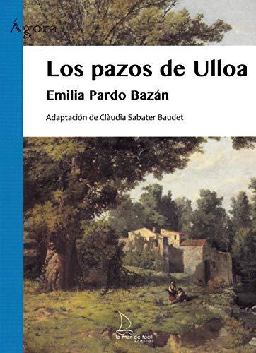 Portada LOS PAZOS DE ULLOA - EMILIA PARDO BAZÁN - LA MAR DE FACIL EDITORIAL