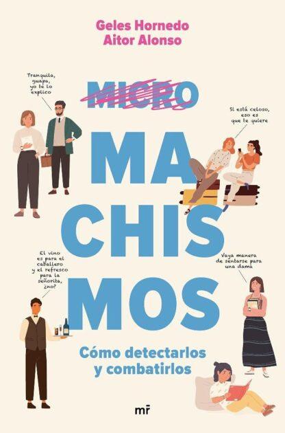Portada MICROMACHISMOS. MARTINEZ ROCA - MEDIASET ESPAÑA COMUNICACION - PLAZA Y JANES