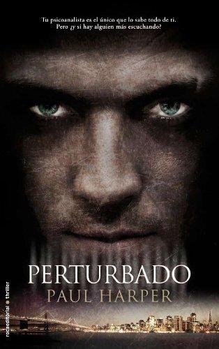 Portada PERTURBADO - PAUL HARPER - ROCA EDITORIAL