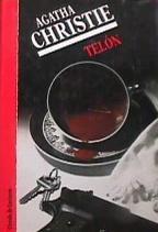 Portada TELON - AGATHA CHRISTIE - CIRCULO DE LECTORES