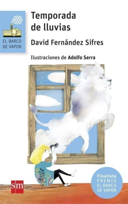 Portada TEMPORADA DE LLUVIAS - DAVID FERNÁNDEZ SIFRES - SM