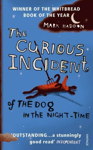 Portada THE CURIOUS INCIDENT OF THE DOG IN THE NIGHT-TIME - MARK HADDON - VINTAGE