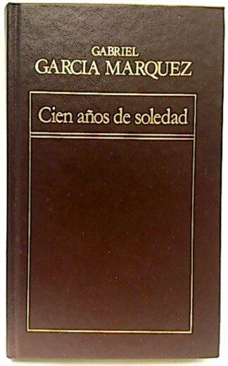 Portada CIEN AÑOS DE SOLEDAD - GABRIEL GARCIA MARQUEZ - ORBIS