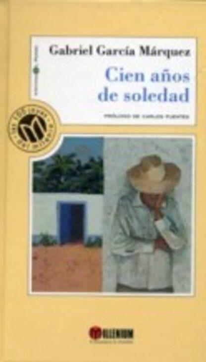 Portada CIEN AÑOS DE SOLEDAD - GABRIEL GARCIA MARQUEZ - MILLENIUM EL MUNDO