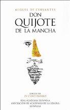 Portada DON QUIJOTE DE LA MANCHA - MIGUEL DE CERVANTES - ALFAGUARA