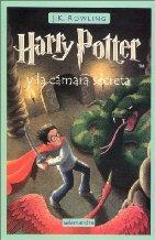 Portada HARRY POTTER Y LA CAMARA SECRETA - J. K. ROWLING - SALAMANDRA