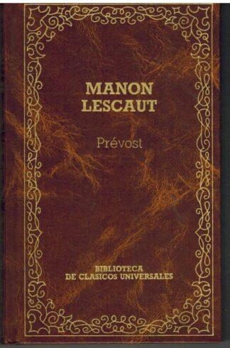 Portada MANON LESCAUT - PRÉVOST, ANTOINE FRANÇOIS - ORBIS