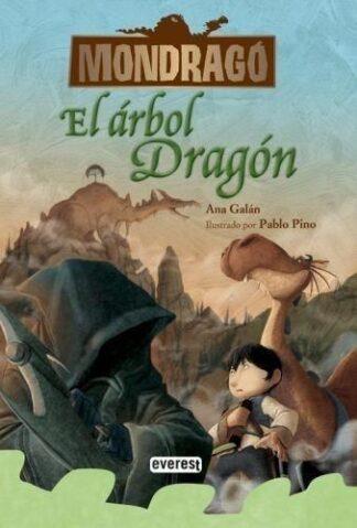 Portada MONDRAGO 7. EL ARBOL DEL DRAGON - ANA GALAN - EVEREST