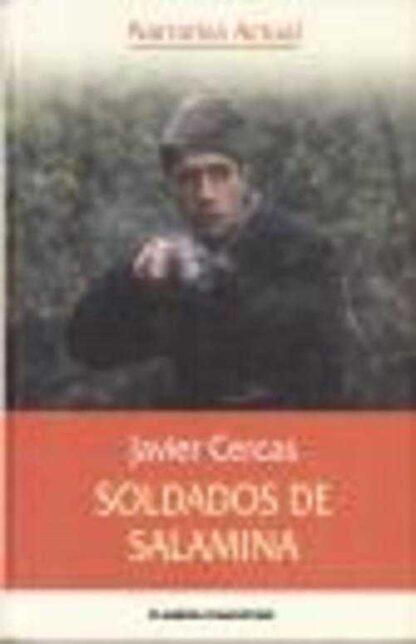 Portada SOLDADOS DE SALAMINA - JAVIER CERCAS - PLANETA DEAGOSTINI