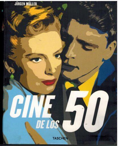 Portada CINE DE LOS 50 - JURGEN MULLER - TASCHEN