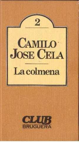 Portada LA COLMENA - CAMILO JOSÉ CELA - BRUGUERA