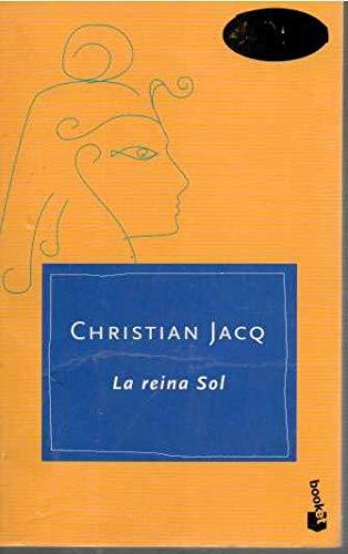 Portada LA REINA SOL - CHRISTIAN JAC - BOOKET