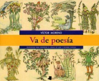 Portada VA DE POESIA - VISTOR MORENO - PAMIELA