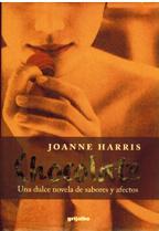 Portada CHOCOLATE - JOANNE HARRIS - GRIJALBO